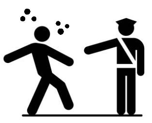 Etilometro e modalità di rilevamento del tasso alcolemico
